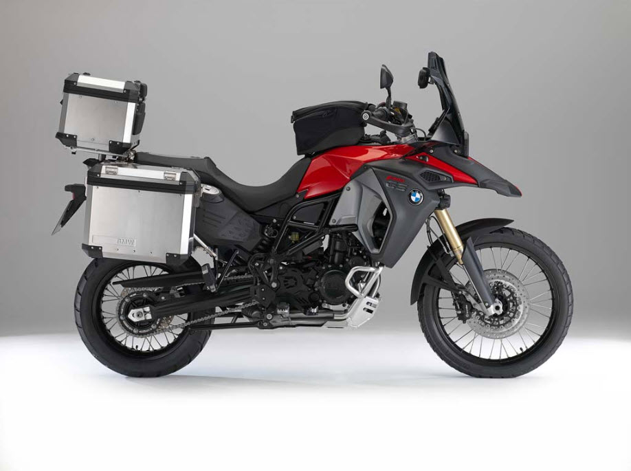 » 2014 BMW F800GS Adventure Red with Special Package at