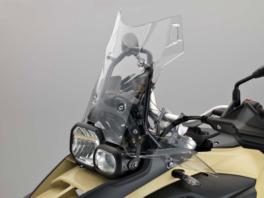 2014 bmw f800gs adventure sandrover matt windshield at. Black Bedroom Furniture Sets. Home Design Ideas