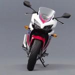 2014 Honda CBR400R Front