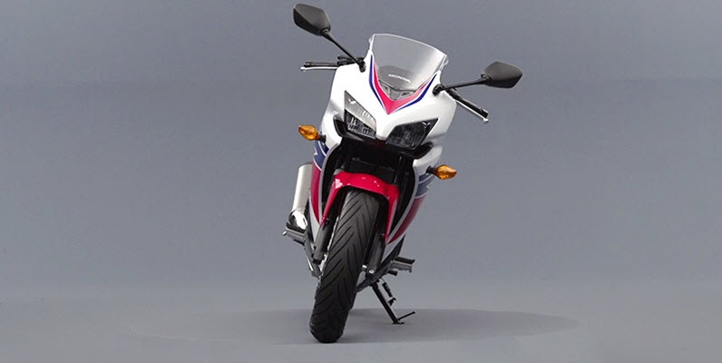 2014 Honda CBR400R Unveiled for the Japanese Market Pictures