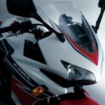 2014 Honda CBR400R Headlamp