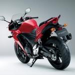 2014 Honda CBR400R Red