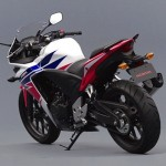 2014 Honda CBR400R Side Left