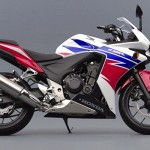 2014 Honda CBR400R Side Right
