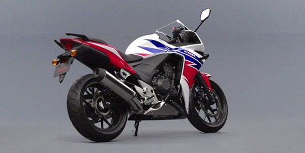 2014 Honda CBR400R Side Right_1