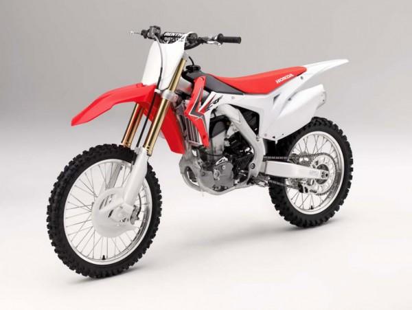 2014 Honda CRF250R Front