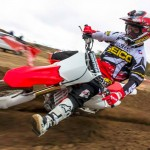2014 Honda CRF250R In Action