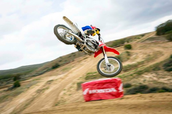 2014 Honda CRF250R In Action_10