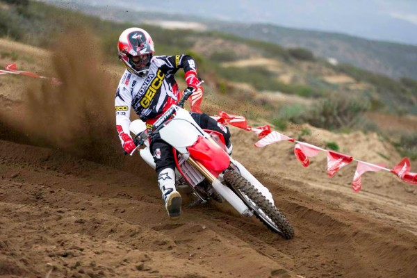 2014 Honda CRF250R In Action_20