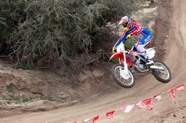 2014 Honda CRF250R In Action_3