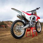 2014 Honda CRF250R In Action_5