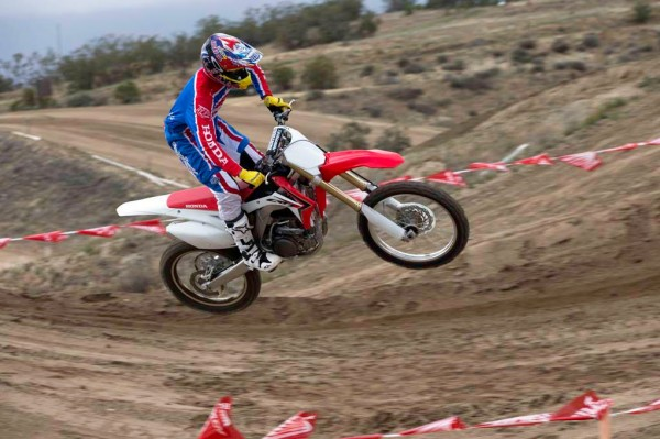 2014 Honda CRF250R In Action_9