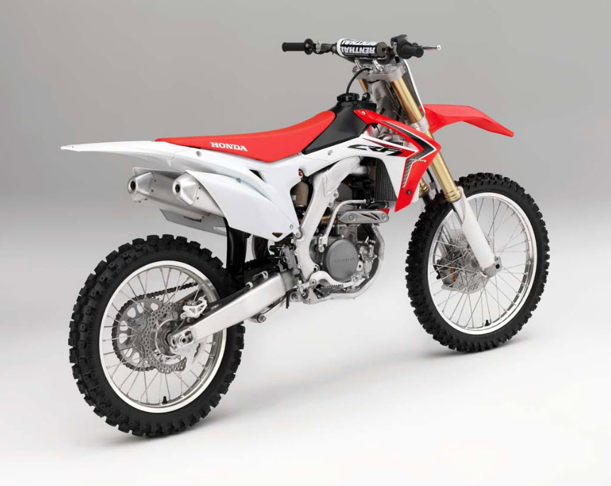 2014 honda crf250r rear at cpu hunter all pictures and news about motorcycles and. Black Bedroom Furniture Sets. Home Design Ideas