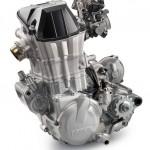 2014 Husaberg FE 450 and 501 Engine