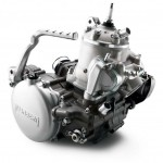 2014 Husaberg TE 300 Engine