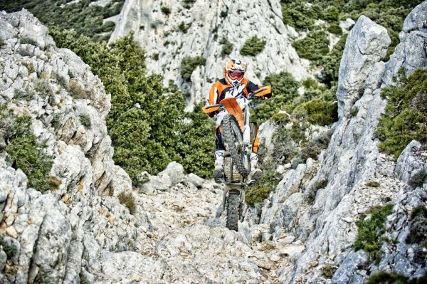 2014 KTM EXC in Action_14