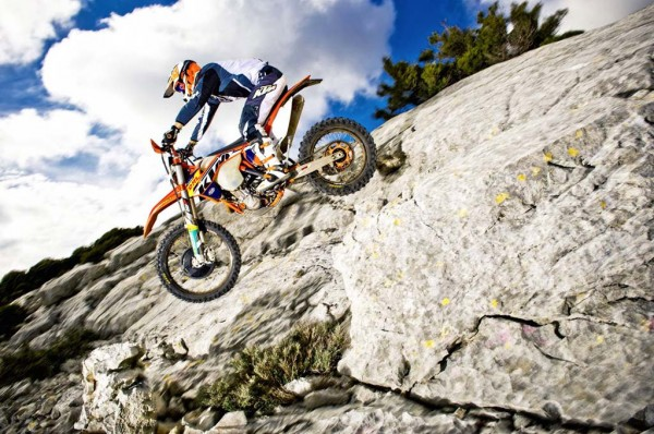 2014 KTM EXC in Action_16