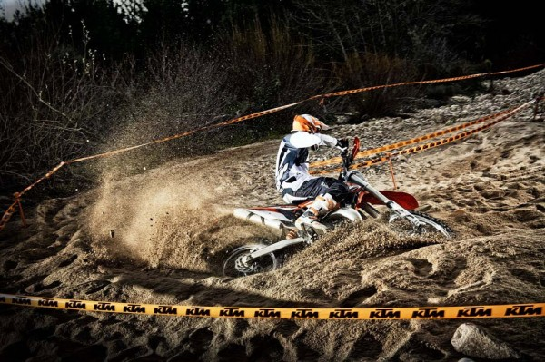 2014 KTM EXC in Action_2