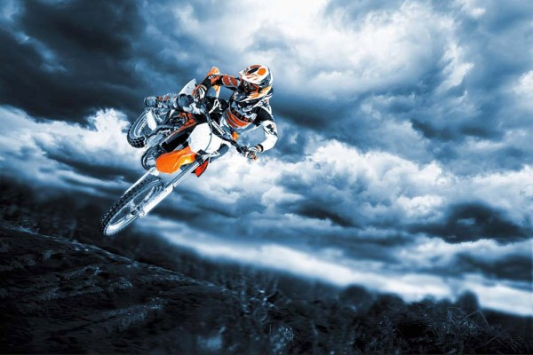 2014 KTM SX in Action