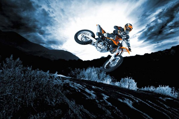 2014 KTM SX in Action_4