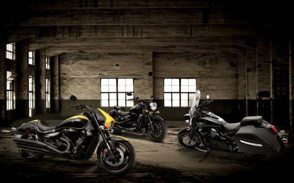 2014 Suzuki Boulevard C90 M109R and C50 BOSS Editions