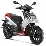 2014 Aprilia SR Motard 50 Hits US Dealerships