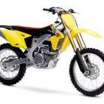2014 Suzuki RM-Z450 and RM-Z250 Motocross Bikes