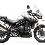 2014 Triumph Tiger Explorer Crystal White