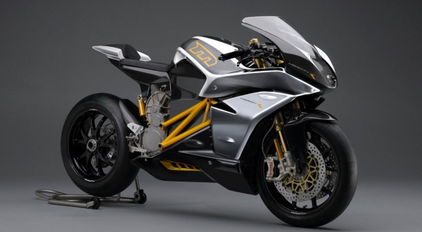 Mission R and The Road-legal Electric Superbike Mission RS