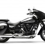 2013 Yamaha XV1900A Midnight Star Casual Full Dress_3