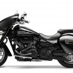 2013 Yamaha XV1900A Midnight Star Casual Full Dress_4