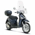 2014 Piaggio Liberty 3V Blu Midnight
