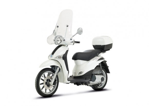 2014 Piaggio Liberty 3V Unveiled in Europe