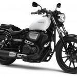 2014 Yamaha XV950 Competition White