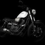 2014 Yamaha XV950 Competition White_1