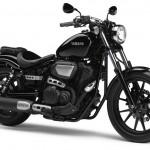 2014 Yamaha XV950 Midnight Black