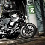 2014 Yamaha XV950R Matt Grey