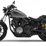 2014 Yamaha XV950R Matt Grey Left Side