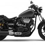 2014 Yamaha XV950R Matt Grey Right Side