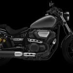2014 Yamaha XV950R Matt Grey Right Side_1