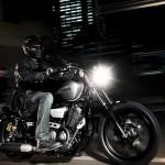 2014 Yamaha XV950R Matt Grey_3