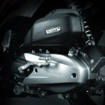 2013 Honda Air Blade 125cc Scooter Engine
