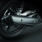 2013 Honda Air Blade Exhaust