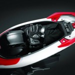 2013 Honda Air Blade Storage Space