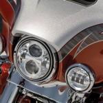 2014 Harley-Davidson CVO Limited Headlight