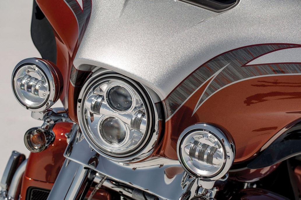 Harley-Davidson 2014 CVO Limited