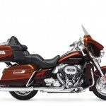 2014 Harley-Davidson CVO Road King and CVO Limited Touring Models