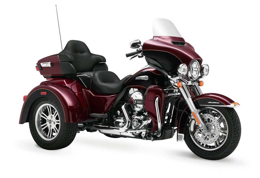 2014 Harley Davidson Tri Glide Ultra: » 2014 Harley-Davidson Tri Glide Ultra Classic At CPU