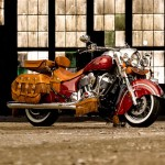 2014 Indian Chief Vintage Traditional Red