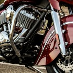 2014 Indian Chieftain Engine